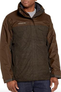 Columbia Mens Timberline Triple Interchange Jacket size S 3