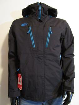 Mens TNF The North Face FourBarrel Hooded Insulated Ski Snow