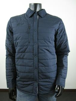 Mens TNF The North Face Shacket Insulated Button Puffer Shir