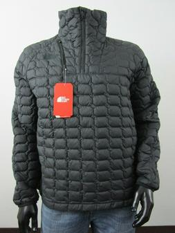 Mens TNF The North Face Thermoball Insulated Zip Pullover Pu