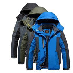 Mens Waterproof Ski Jacket Outdoor Winter Warm Jackets Snow