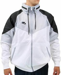 NIKE Mens Windrunner Hooded Windbreaker Jacket 2XL NWT
