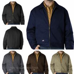Mens Dickies Work Jackets Lined EISENHOWER Jacket TJ15 Pocke
