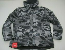 Mens XL The North Face 3 in 1 Dryvent CamoTri RTO gray hoode