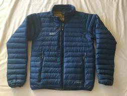 Rab Microlight Down Jacket - 750 Pertex Microlight Beluga Bl