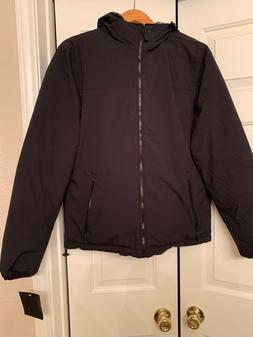 Stoic Midweight Insulated Black Jacket - Men's Medium NWT $5
