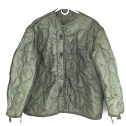 Military Coat Liner, M65 Quilted Foliage Green Cold Weather