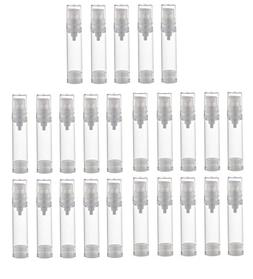 Farmunion 25pcs Mini 5ml Travel Portable Cosmetics Emulsion