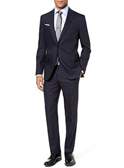 Luciano Natazzi 2 Piece Men's Modern Fit Two Button Narrow S