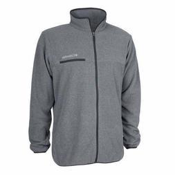 Columbia Mountain Crest Full-Zip Fleece Jacket Men's Grey NW