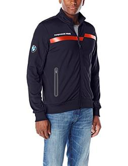 PUMA Men's BMW MSP Track Jacket, BMW Team Blue, Medium