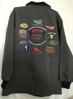 National Finals Rodeo Contestant Jacket Team Roping Reno XL