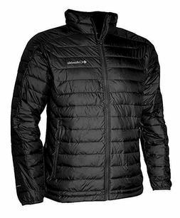 New Columbia White Out II Omni Heat Men's Coat Jacket Puffer