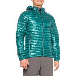 NEW Mountain Hardwear Ghost Whisperer Hooded Down Jacket  -