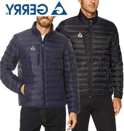 NEW MEN'S GERRY SEAMLESS SWEATER DOWN JACKET! 90/10 FILL! VA
