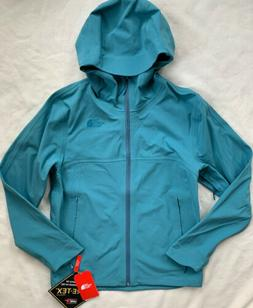 New The North Face Mens Apex Flex GTX 3 Jacket Medium in Blu
