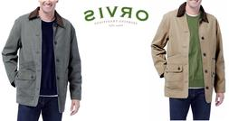 NEW!! Orvis Mens Button Down Barn Jacket NWT! VARIETY!