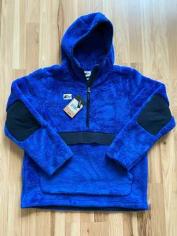new mens campshire sherpa fleece hoodie hooded