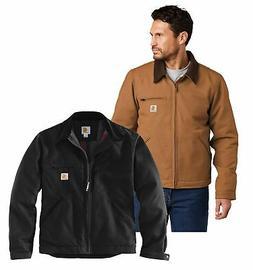New Mens Carhartt Duck Detroit Jacket Work Coat CT103828 - P