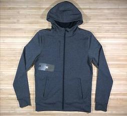 New Mens Spyder Full Zip Sweatshirt Hoodie Jacket USA Ski Te