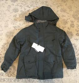 NEW Wantdo Mens Jacket Coat Soft Shell Green Size Medium Ful