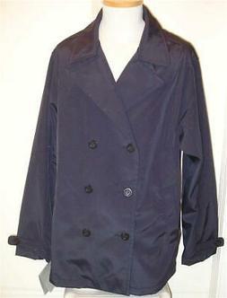 NEW LONDON FOG Mens Lightweight Coat Jacket XL Reg NWT