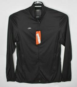 NEW KJUS Mens Seve Ultra Light Windbreaker Jacket Black Size