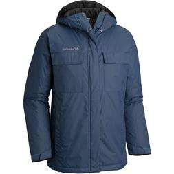 """New Mens Columbia """"Ten Falls"""" Insulated Waterproof Hooded Wi"""