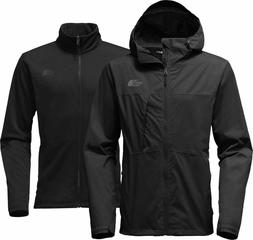 NEW North Face Mens ARROWOOD TRICLIMATE Jacket XL 3 in 1 Bla