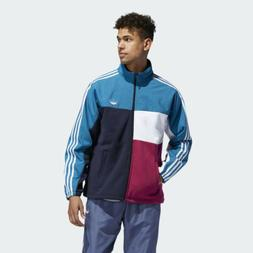 NEW Adidas Originals Asymm Full Zip Track Jacket ED5522 Mens