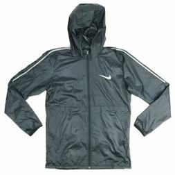 New Nike Park 18 Wind Jacket Men's Medium Black AA2090 Light