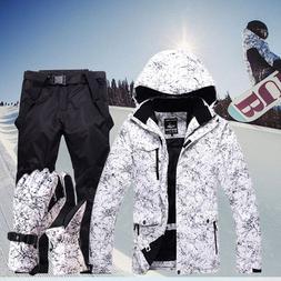 New Thicken Warm <font><b>Ski</b></font> Suit <font><b>Men</