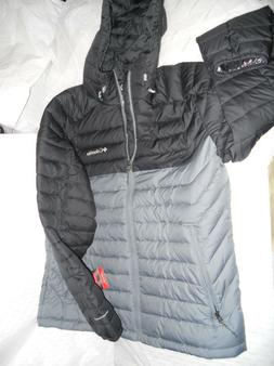 New Columbia White Out II Omni Heat Men's Coat Hooded Jacket