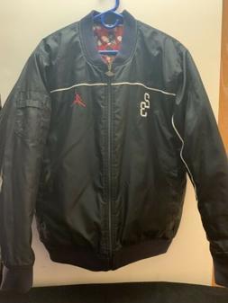 Nike Air Jordan MotorSports Jacket 23 MotorCycle Size Large