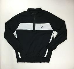 Nike Jordan Woven Jacket 1/4 Zip Windbreaker Classic Retro M