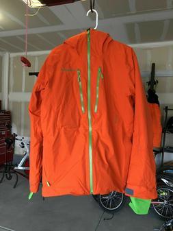 Norrona Lofoten Gore-Tex Primaloft Ski Jacket Men's Large, N