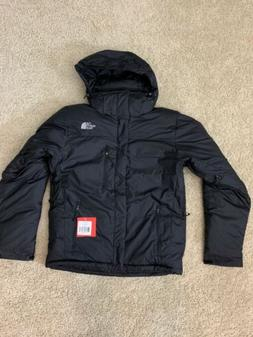 The North Face Nuptse puffer jacket, Black men's Small. New