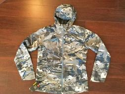 NWT $170 UNDER ARMOUR Storm Trektic Women/'s Rain//Windbreaker Jacket Gray Sz M