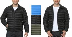NWT! Gerry Men's Sweater Down Jacket VARIETY SIZES AND COLOR