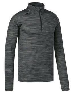 NWT Adidas Men's Ultimate Tech Climalite 1/4 Zip Training Pu