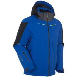 NWT Mens 2019 Sunice Spectrum ski Jacket - Size: Large, Blue