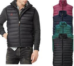 *NWT-Polo Ralph Lauren Mens DOWN Packable Puffer Vest Jacket