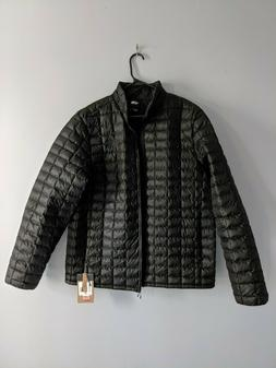 NWT The North Face Mens Jacket Blac Sz XL Full-Zip Mock-Neck