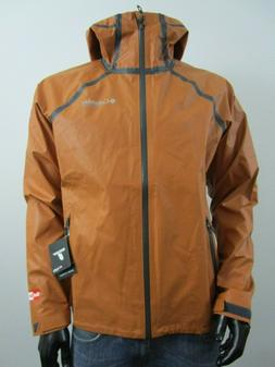 NWT Mens M Columbia Outdry Reign Hooded Waterproof Rain Shel
