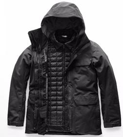 NWT Mens North Face Alligare Triclimate Jacket Large Black 3