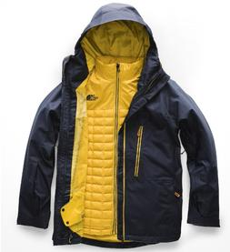 NWT Mens North Face Thermoball Snow Triclimate Jacket Medium