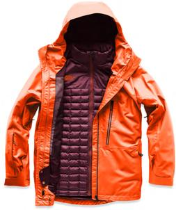 NWT Mens North Face Thermoball Snow Triclimate Jacket Large