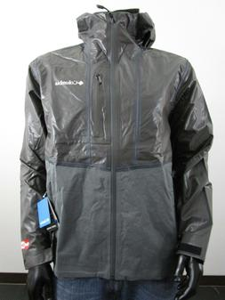 Mens Columbia Outdry Explorer Hooded Hybrid Waterproof Rain