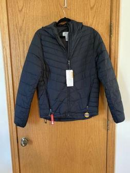 NWT Mens Champion Puffer Jacket Size Small