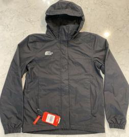 NWT Mens TNF The North Face Resolve 2 Waterproof Hooded Rain